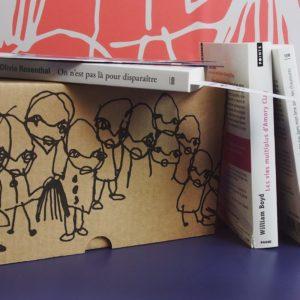 Book Box #10 – Mémoire(s)