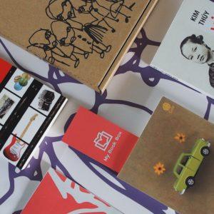 Book Box #14 – Fragments