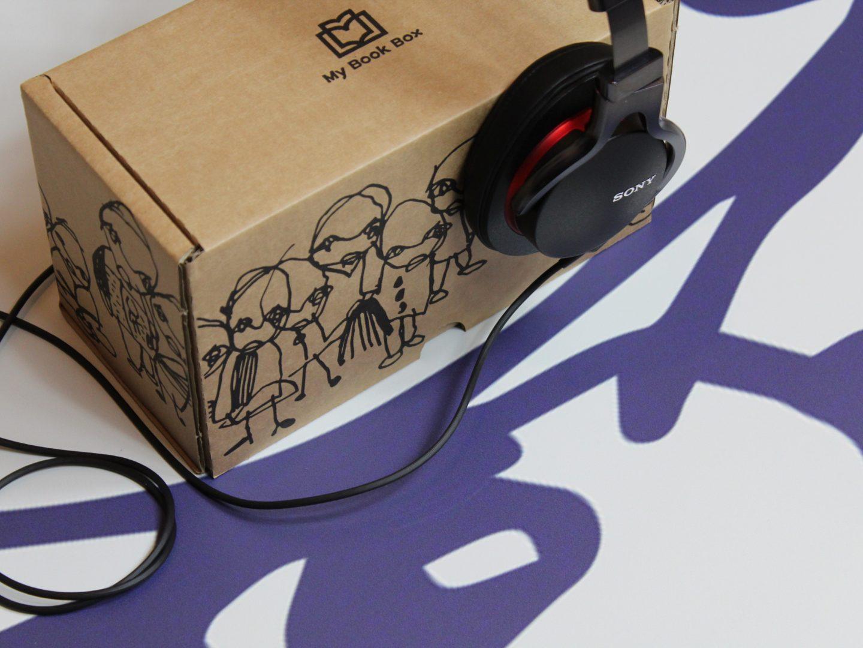Nouveau : My Book Box Audio !