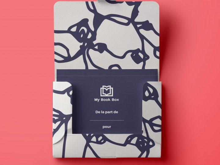 Pour Noël, My Book Box vous offre des cartes cadeaux