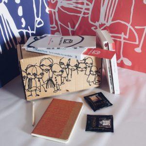 Book Box #15 – Nouveaux Mondes