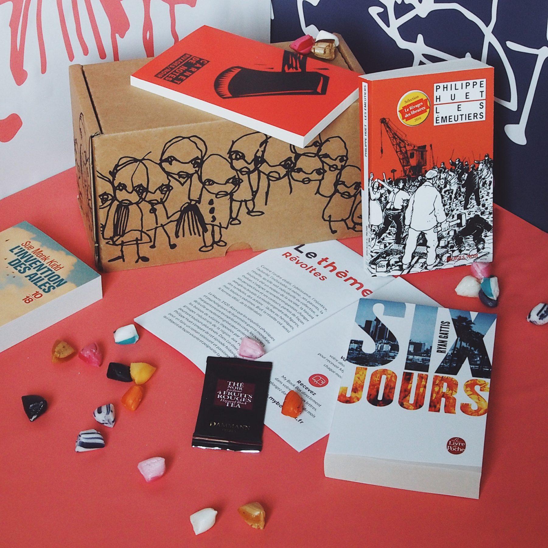 box révoltes