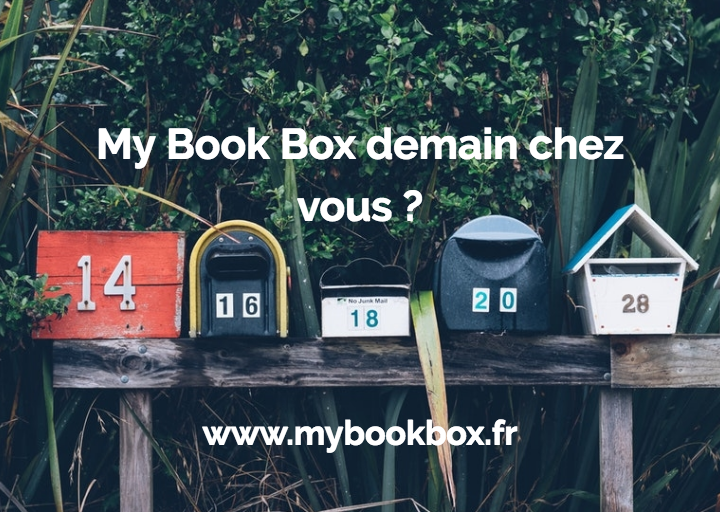My Book Box : toujours plus !