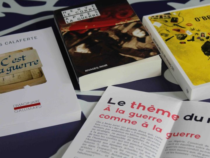 My Book Box interviewe Hervé Le Corre