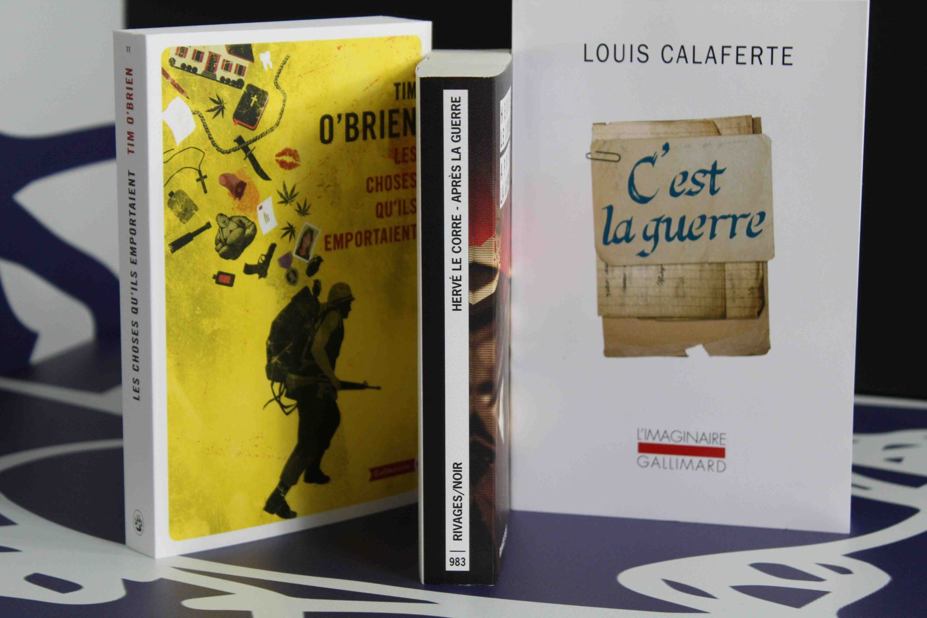 my book box guerre