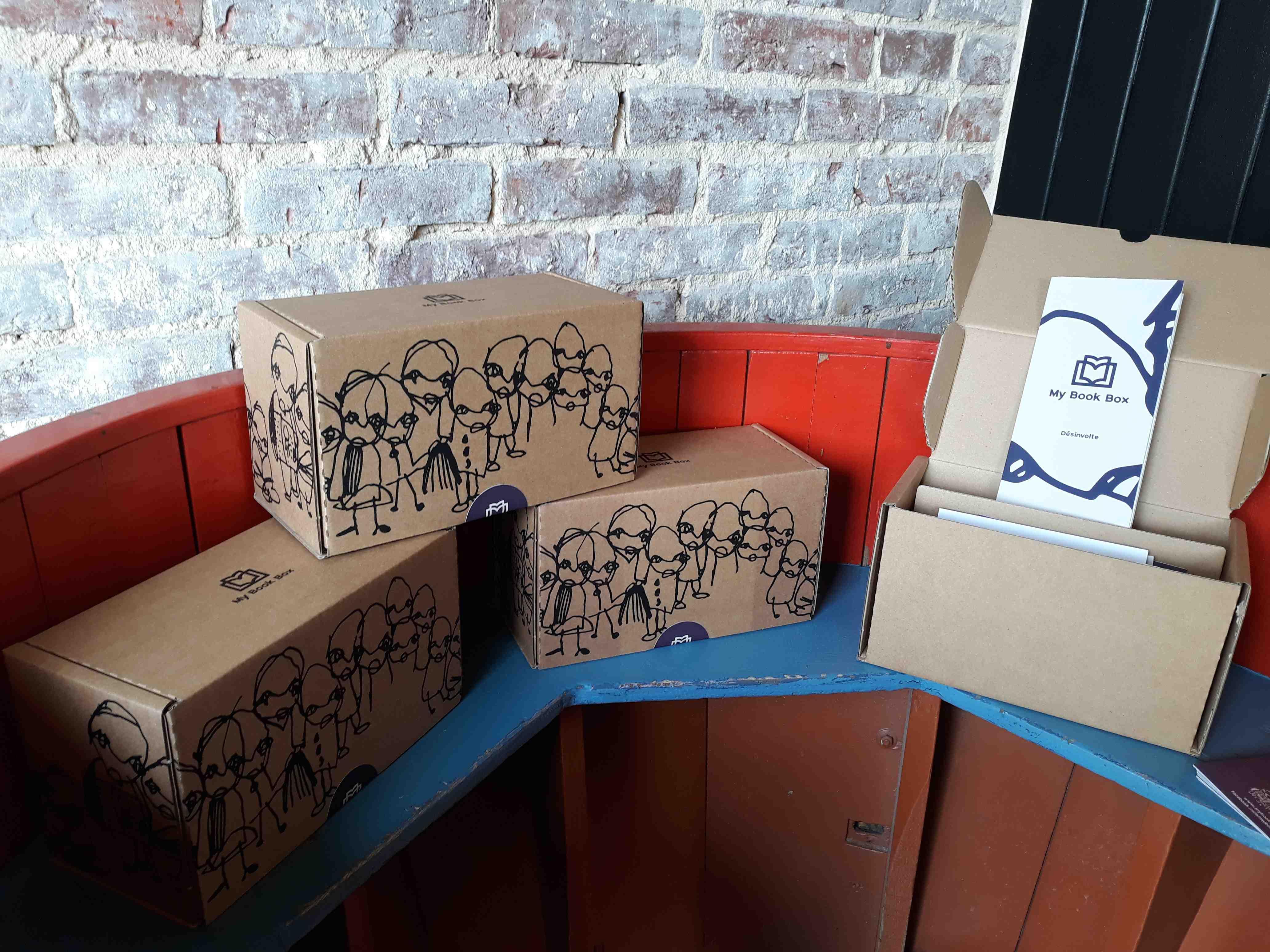 my book box désinvolte