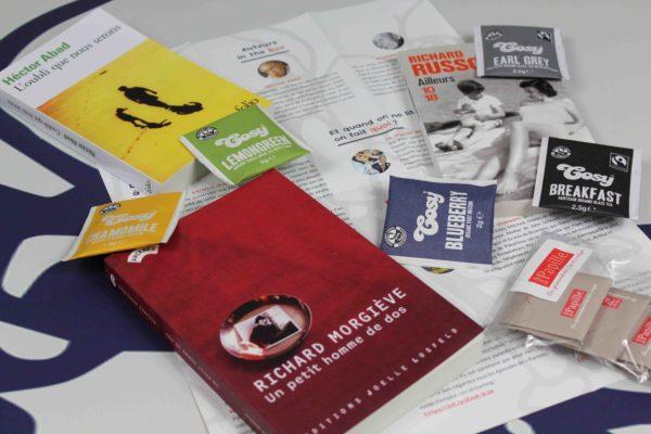 brochure:3 livres:kdo