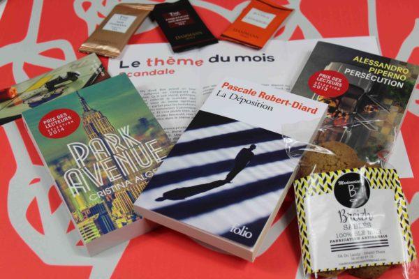 3 livres:brochure:cadeaux